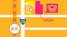 広丘店マップ